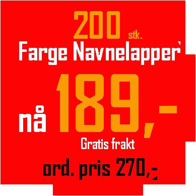 35124350 Broderte merker & logoer fra 25 stk. 100% Fornøyd Garanti, Rask Levering og  Knallpriser!